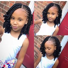 for kids Braids for Kids, 50 Splendid Braid Styles for Girls, The Right Hair styles. Braids for Kids, 50 Splendid Braid Styles for Girls, The Right Hair styles. It is quit challenging sometimes when it comes to finding the right hair styles Black Girl Braided Hairstyles, Lil Girl Hairstyles, Black Kids Hairstyles, Natural Hairstyles For Kids, African Braids Hairstyles, Kids Crochet Hairstyles, Curly Hairstyles, Natural Braided Hairstyles, Amazing Hairstyles