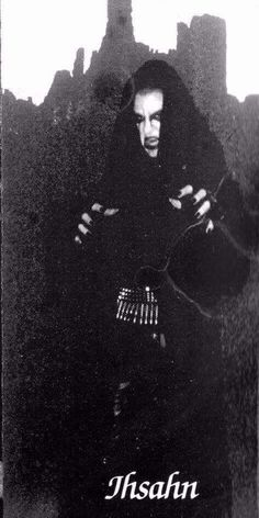 "Ihsahn- Emperor, "" Wrath of the Tyrant"" promo."