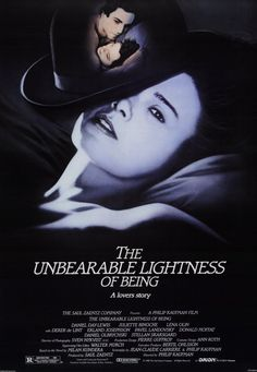 A Insustentável Leveza do Ser (The Unbearable Lightness of Being). Philip…