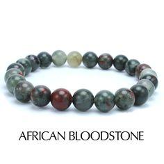 African Bloodstone Bracelet | RM40 | RGF83