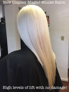 9 Best Olaplex Images Blonde Hair Dyes Hair