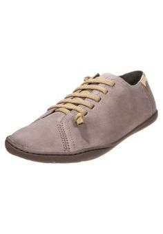 PEU CAMI - Sznurowane sportowe - pastel grey