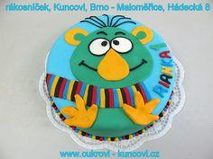 rákosníček, dětský dort www.cukrovi-kuncovi.cz dorty různých druhů, Kuncovi, Brno - Maloměřice, Hádecká 8, cz.pinterest.com/vlastimilkunc8/pins/ — v Brno. Birthday Cake, Desserts, Food, Tailgate Desserts, Deserts, Birthday Cakes, Essen, Postres, Meals