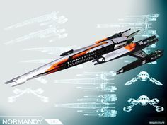 ... RSS Feed Report media Mass Effect 3 - Normandy SR3 (view original