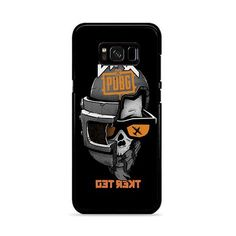 jinx x pubg Samsung Galaxy Case Galaxy S8 Phone Cases, Samsung Galaxy, Plastic Material, Perfect Fit, How To Apply, Prints