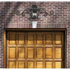 Savoy House 5-143-BK Ellijay - Three Light Outdoor Wall Lantern with Mustache