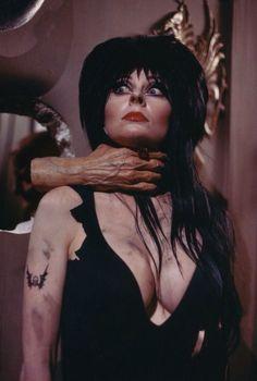Elvira, Mistress of the Dark.