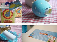 Convites da Galinha Pintadinha | Coisas da My [ Cat: aniversario  ]