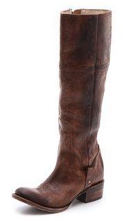 FREEBIRD by Steven Crosby Flat Buckle Boots | SHOPBOP