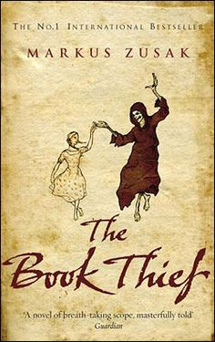 The Book Thief  by Markus Zusak - Good book, but better to listen to the audio version!