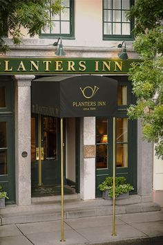 Planters Inn welcome | The Best Charleston Hotels