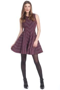 Essex Street Tweed Teresa Dress