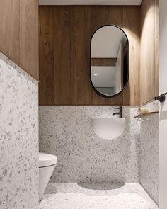Prachtige toiletruimte