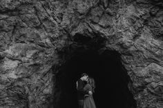 Kierstan + Kevin's Engagement - San Francisco, CA - Amidst the fresh cement and constant expansion of San Francisco you'll find some of that old magic, the kind that only history and time can provide. �...