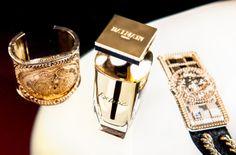BEAUTY-LICIEUSE: [Concours Spécial Fashion Week] - 3 coffrets (parfum + manchette) Extatic Balmain à gagner