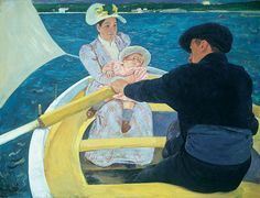 Mary Cassatt 002 - Mary Cassatt — Wikipédia