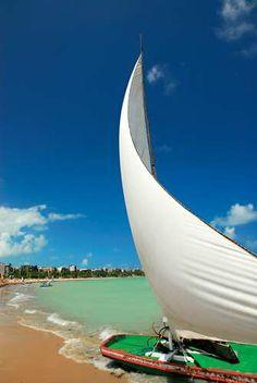 """''Praia de Pajuçara, Alagoas-Maceió"""""""
