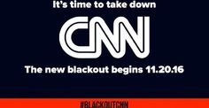 """Trump Supporters Plan to Bring """"Fake News"""" Outlet CNN to its Knees (Video)"""