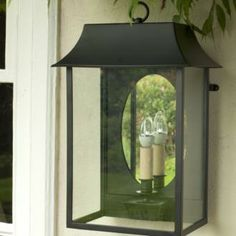 Awesome outdoor light - Somerton Wall Lantern
