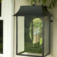 Awesome outdoor light - Somerton Wall Lantern