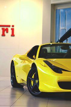 Ferrari 458 itaria