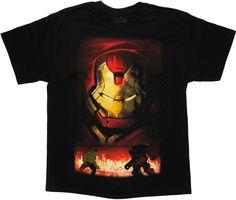 Avengers Hulk-Bustin Suit T-Shirt $16.90