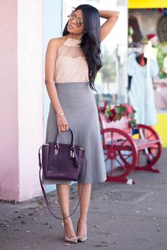 You can wear your Cami in a variety of ways... Tuck it into a great pencil skirt with a blazer for work and easily transform your outfit into an after-work look with just a pair of jeans and some heels.