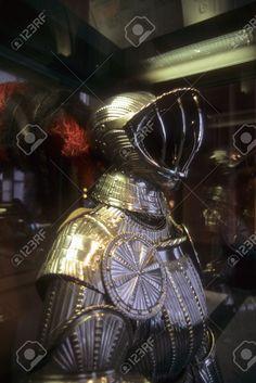Tournment Pantser Van De Late Middeleeuwse Ridder, Dresden, Duitsland, Europa…
