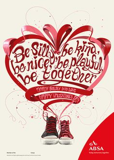 valentine shoes ad