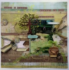 Kaisercraft - Heirloom - Alison Bevis