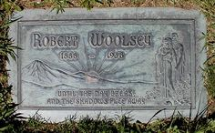 """Robert Woolsey - Comedian/actor/entertainer. Teamed with comedian Bert Wheeler to form the popular """"Wheeler & Woolsey"""" comedy duo of stage and screen."""
