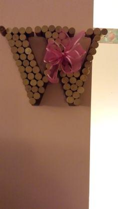 Letter W Choose the ribbon