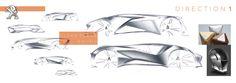 Peugeot 'mission' on Behance