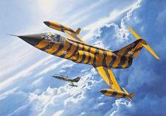 Lockheed F-104G Starfighter Tigermeet (Egbert Friedl)