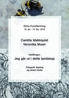 Besøker Moss kunstforening 21.01.16