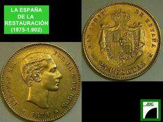La España de la Restauración (1.875-1.902).