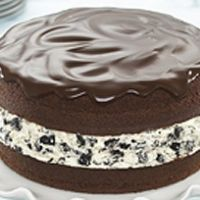 Oreo Cake.  I have been baking this cake for 4 years and it is always a crowd-pleaser!!