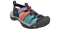 Check out the custom KEEN sandal I designed!