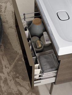 Collection de salle de bains haut de gamme Citterio par Allia salle de bains
