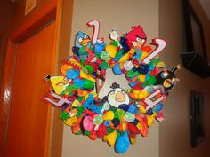 Angry Birds Birthday Party Ideas   Photo 2 of 38   Catch My Party
