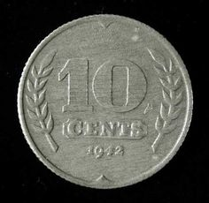 #1942 10 cents coin \ Coins