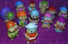 1980's Toys - Glowbugs