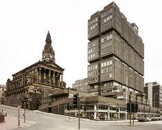 Heron House,Bothwell Street, Glasgow, 1971_Derek Stephenson and Partners