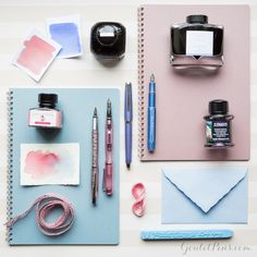 Goulet Pens Blog: Pantone Color of the Year 2016: Thursday Things #pantone
