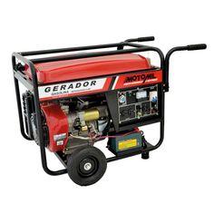 Gerador Gasolina 4T 8,0Kva 127/220V 27346.7 - Motomil