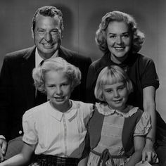 Phil Harris & Alice Faye Family