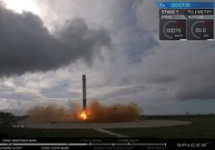 SpaceX @TheTinuku
