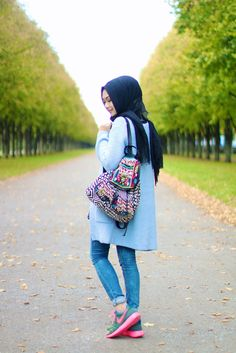 "hijab-wearitright: "" Indah Nada Puspita "" Follow me : http://khaledfatma.tumblr.com/ http://islamthelife.tumblr.com/"