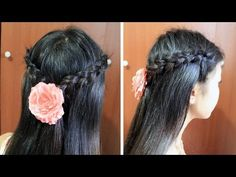 Spring Dutch Braid Hairstyle for Short Medium Long Hair Tutorial - YouTubeBraid Hairstyles, Braids, braids tutorial, braids for short hair, braids for short hair tutorial, braids for long hair, braids for long hair tutorials... Check more at http://app.cerkos.com/pin/spring-dutch-braid-hairstyle-for-short-medium-long-hair-tutorial-youtube/