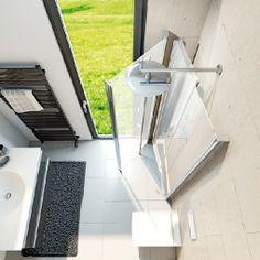 Genial Minibad Mit Dusche, WC Und Waschplatz | Dachgeschoss | Pinterest | Room  Ideas, Apartments And Room